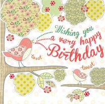 Birthday Card CL115