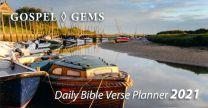 Gospel Gems Planner 2021 (Boat)