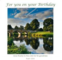 Birthday Card CDC298