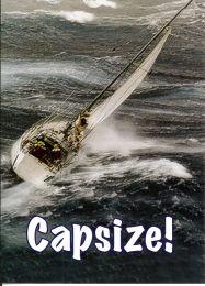 Capsize!, NKJV (Pack of 100)