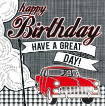 Birthday Card CL144
