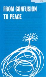 From Confusion to Peace (Pack of 1000)