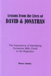 Lessons from the Lives of David and Jonathan