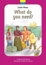 What do you need? Lottie Moon