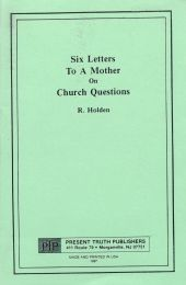 Six Letters to a Mother on Church Questions