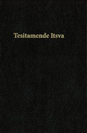 New Testament (Shona)