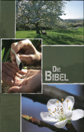 The Holy Bible (German)