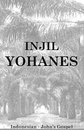 John's Gospel - Indonesian