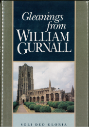 Gleanings from William Gurnall