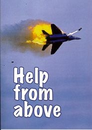 Help from above, KJV (pack of 100)