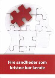 Danish, 4 Truths Christians should know (Fire sandheder som kristne bør kende)