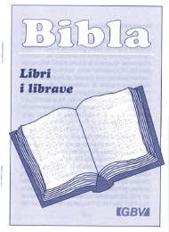 The Bible - Book of Books - Albanian