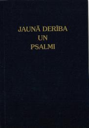 Latvian New Testament