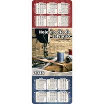 Bookmark Calendar 2020 (Portuguese)
