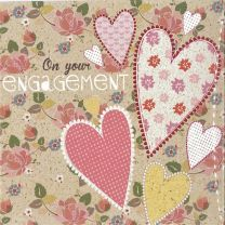 Engagement Card CL188
