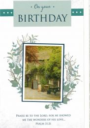Birthday Card 405010