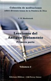 Spanish Miscellaneous Writings Vol.2 - Lecciones del Antiguo Testamento primera parte