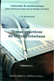 Spanish Miscellaneous Writings Vol.3 - Tema prácticos de la vida cristiana