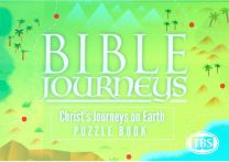 Bible Journeys - Christ's Journeys on Earth Puzzle Book