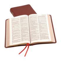 Windsor Text Bible, 25UT-Burgundy