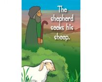 The Shepherd Seeks his Sheep
