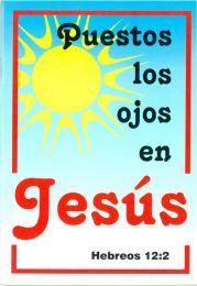 Looking unto Jesus - Spanish
