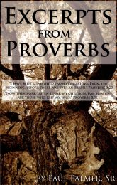 Excerpts from Proverbs by P. Palmer