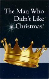 The Man Who Didn't Like Christmas