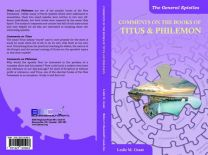 Comments on the Books of Titus & Philemon