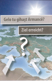 Reached your destination? (Kurdish-Kurmanji  --  German)
