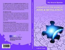 Comments on the Books of Jude & Revelation