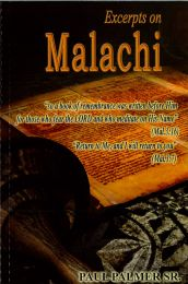 Excerpts on Malachi