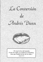 Andrew Dunn's Conversion (spanish)