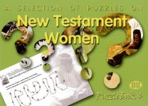 Puzzle Book 4: New Testament Women