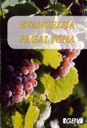 John's Gospel, Lithuanian