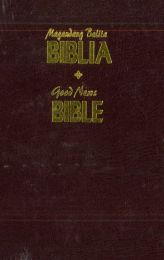 Tagalog/English Bible