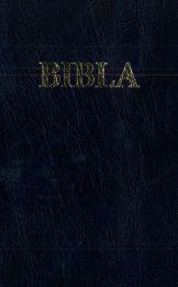 Bible, Albanian