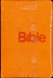 Bible Czech orange