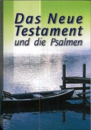 New Testament and Psalms, Pocket Size