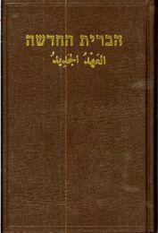 New Testament, Hebrew/Arabic