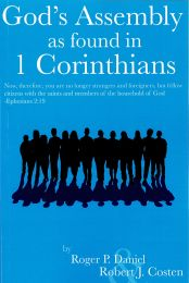 God's Assembly as found in 1 Corinthians