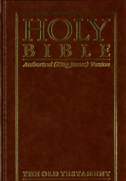 Holy Bible, King James Version, vol. 4