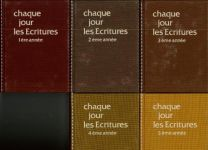 Day by Day (French-chaque jour les Ecritures1-5)