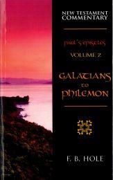 Paul's epistles Volume 2