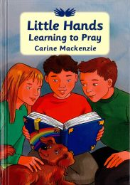 Little Hands Learning to pray