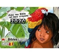 Crayon and Bible 2020 (French)