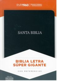 Reference Bible Super Giant Print, Spanish