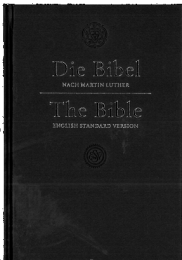 German/English Bible
