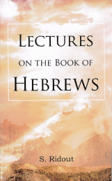 Lectures on the Book of Hebrews