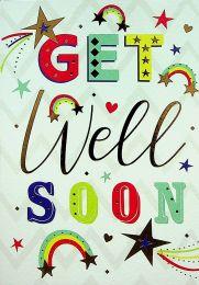 Get Well Card 1804